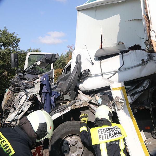 A7 Unfall Aktuell